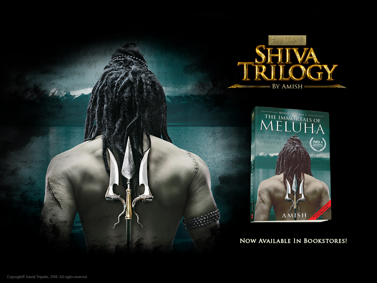 Shiva Trilogy Downloadwallpapers Author Amish