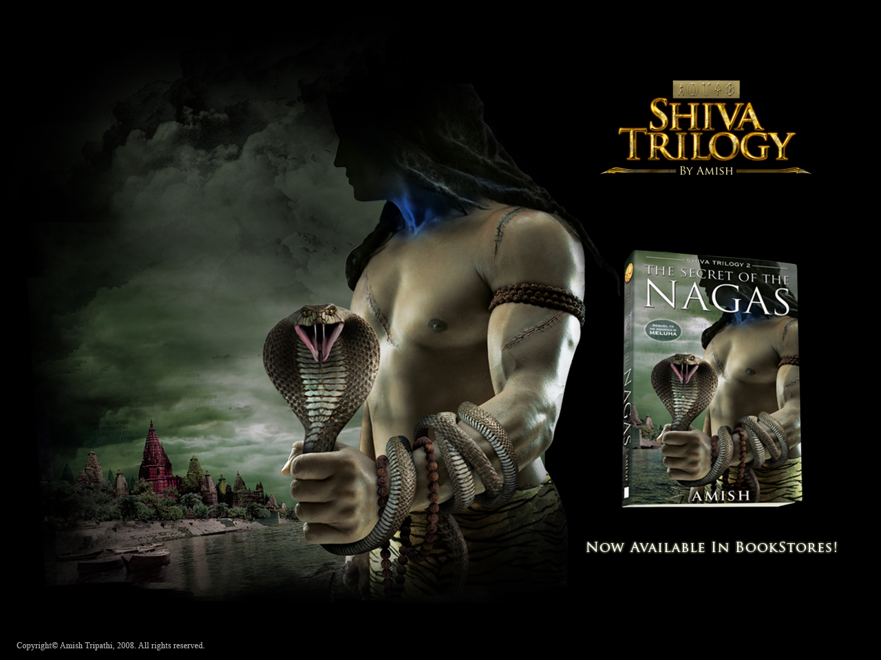 the secret of the nagas summary
