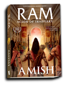 Scion Of Ikshvaku | Author Amish